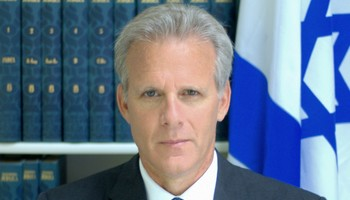 Michael Oren discussing the Six-Day War on Hebrew Voices with Nehemia Gordon.