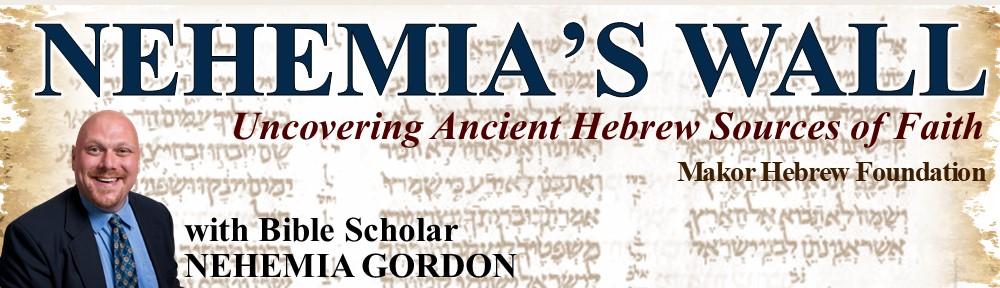 Nehemia's Wall